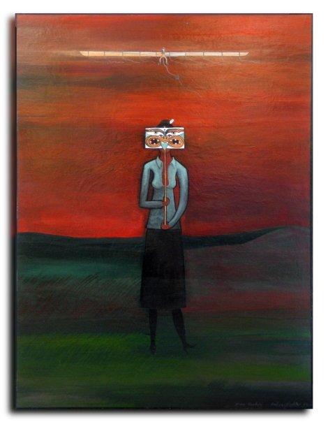 """Huna Tuakiri""Acrylic on Board1200mm x 900mm$2,500SOLD"