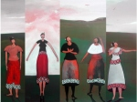 Collage of Images from the 'Ma Wahine' series